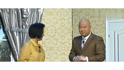 小品:黄晓娟问郭冬临会看小孩吗,没想到对方竟是金牌月嫂