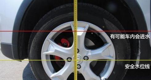 高速上开车遇到积水,你是躲还是直接开过去?很多人都做错了!
