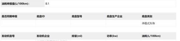 搭2.0T发动机/最大功率252马力 广汽传祺新款GS7绅宝信息曝光