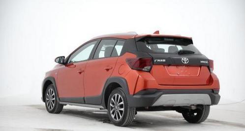 丰田新款致炫X上市,外观动感至极,年轻人又一新选择