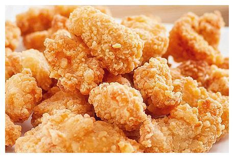 健康版鸡米花,不加一滴油,金黄香酥,比快餐店卖的好吃还健康