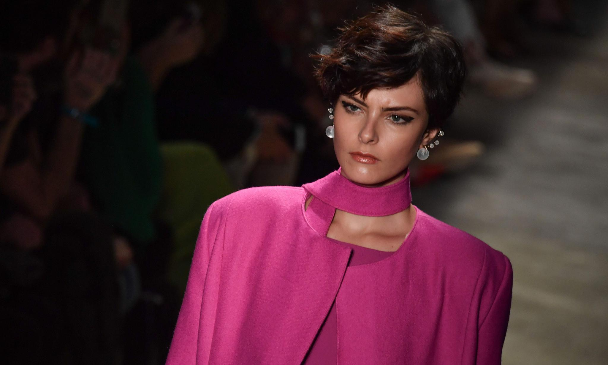 圣保罗时装周——Lilly Sarti 品牌时装秀