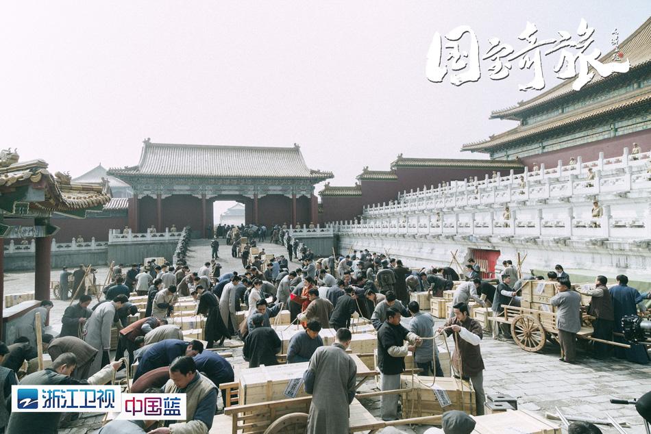 《国宝奇旅》春节话题紧跟催婚潮 国宝题材再掀故宫热