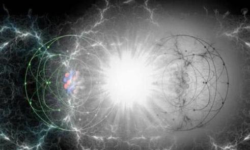 """一克价值62.5万亿美元的""""反物质"""",在宇宙中到底属于什么东西呢"""