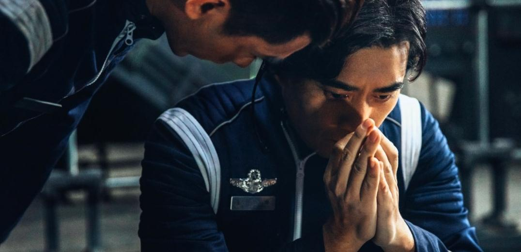 陈龙《从地球出发》化身英雄宇航员 章龄之酒酒助阵爆发飙泪演技
