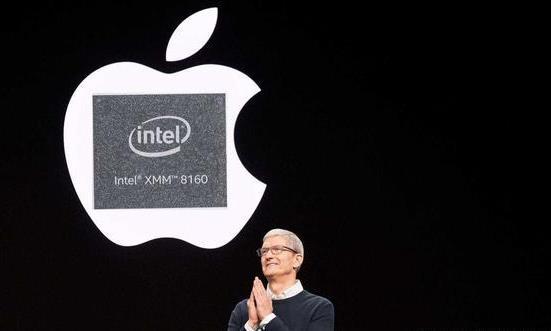 苹果收购英特尔,虽仅是这一项业务,足以让华为三星恐慌
