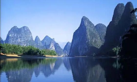 桂林周边游:漓江,十里画廊,银子岩,阳朔西街