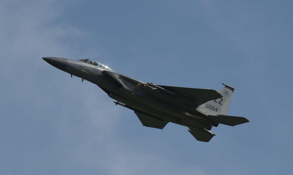 F-15战机越来越重 机动性如何改善?