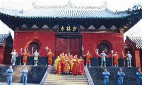 抗日时,少林寺武僧都在干嘛?释永信说:他们都是功德盖世的高僧