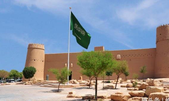 沙特阿拉伯首都利雅得马斯马克要塞