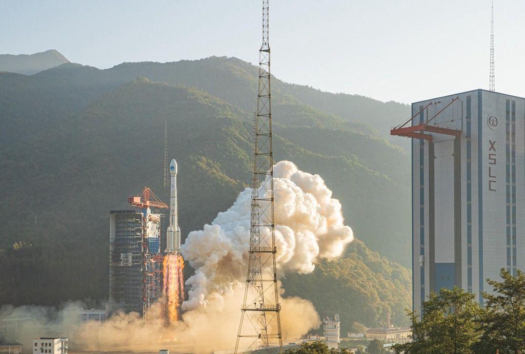 18天两发,中国北斗导航卫星在轨数量超过50颗