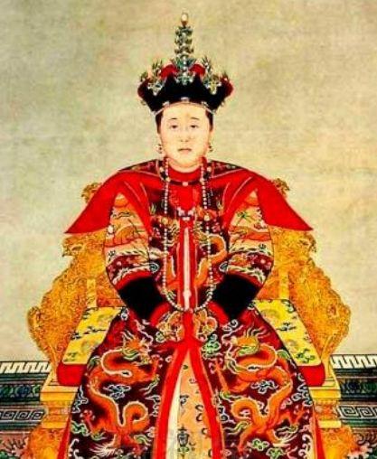清代12帝的原配皇后真容:她们的相貌特点,恰如不断变迁的国运