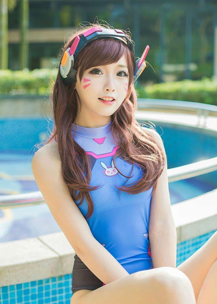日本泳衣时装秀:小姐姐又甜又美,身材好到爆!