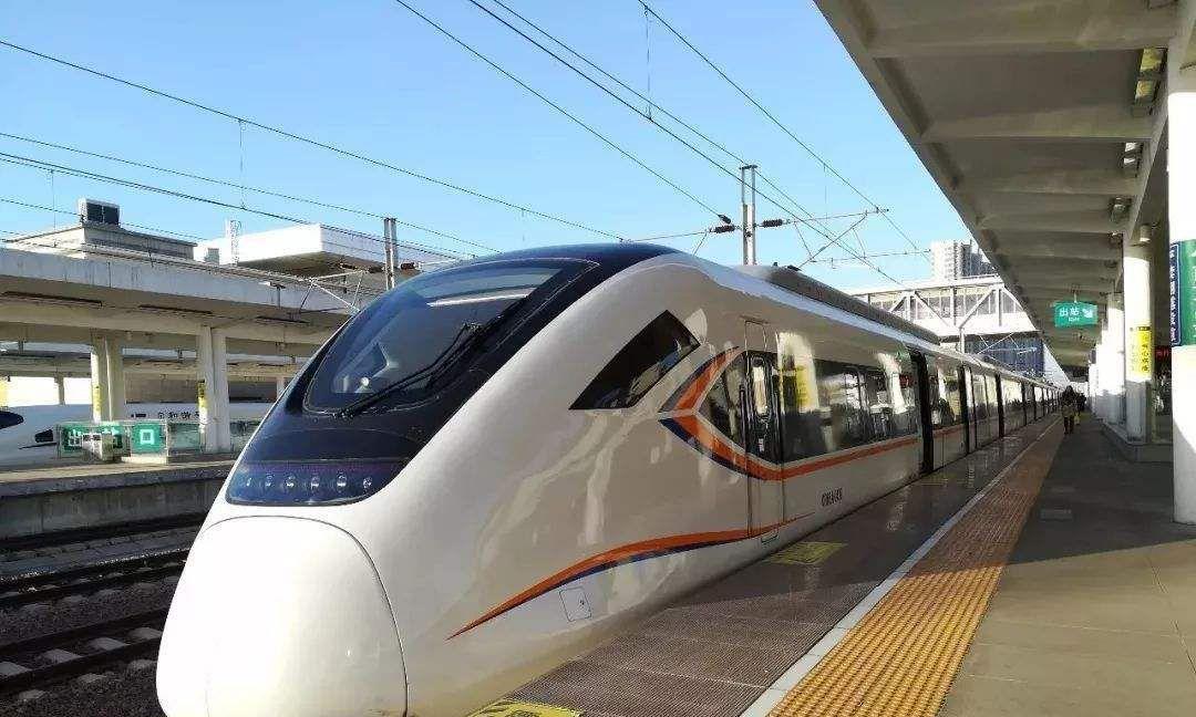 浙江正努力建设的一条高铁线,设计时速350公里,湖州有福了