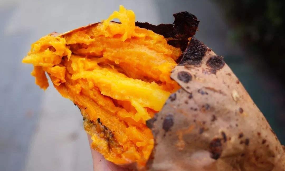 网评适合天凉吃的4种零食,红薯上榜,最后一种上班族的最爱