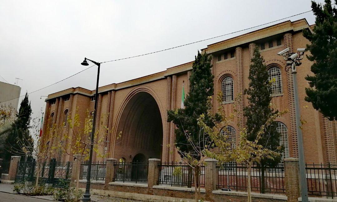 想感受璀璨夺目的古代波斯文明,来伊朗国家博物馆就对了