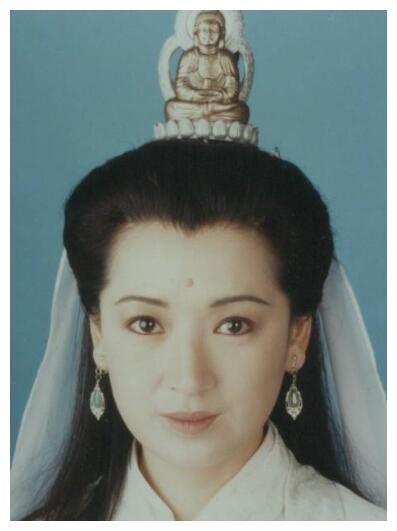 盘点影视剧中的观世音:龚慈恩像姐姐,第五个最经典!