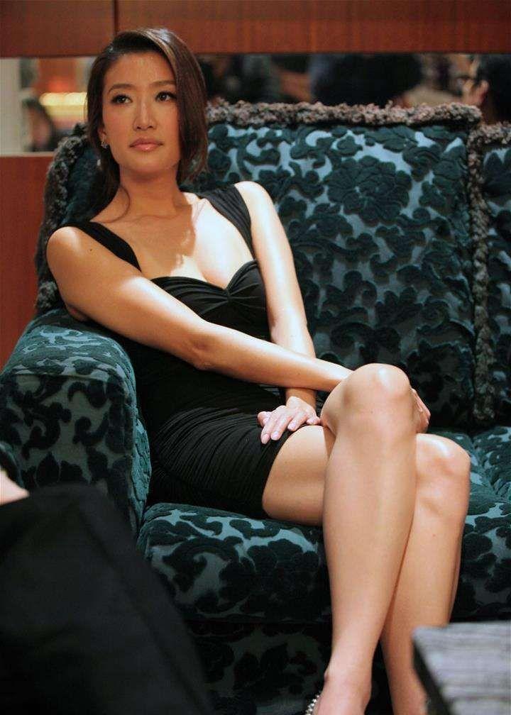 谢贤女儿谢婷婷,坦言喜欢外国男人,36岁至今未婚