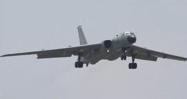 """轰6K被称为""""战神轰炸机"""",经过改造后,与新的没有差别"""