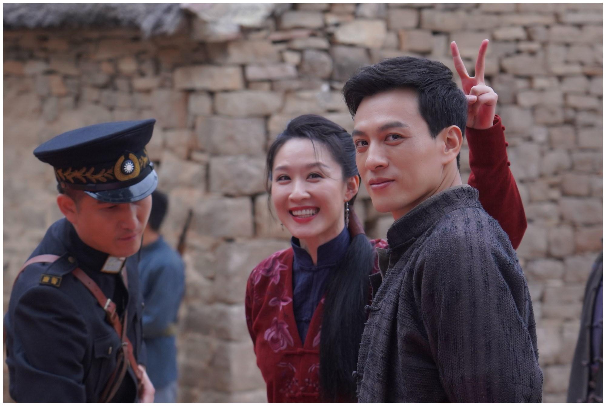 马敬涵主演《三道塬》热拍中  献礼抗战胜利75周年
