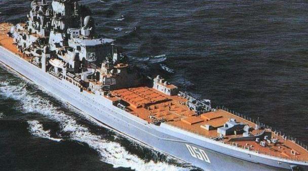 俄罗斯升级2.5万吨老巡洋舰,将升级武器系统,高超音速武器上舰