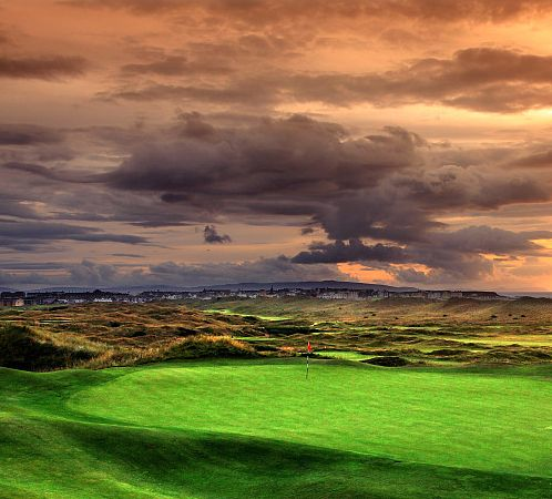 世界高尔夫球场,情操与自然,令人向往