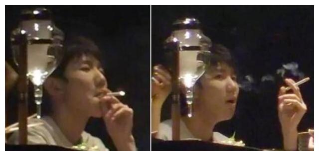 """杀鸡儆猴!王源用一根烟成功做了那个""""鸡"""",中国版贾斯汀比伯?"""