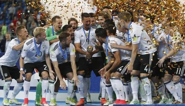 联合会杯是勒夫最后的理智,给予德国队年轻球员们更多实战的机会