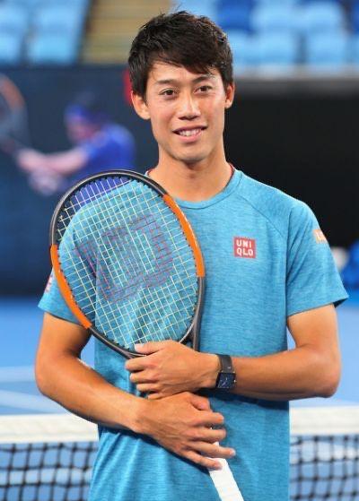 名人诞辰:日本男子网球运动员一一锦织 圭