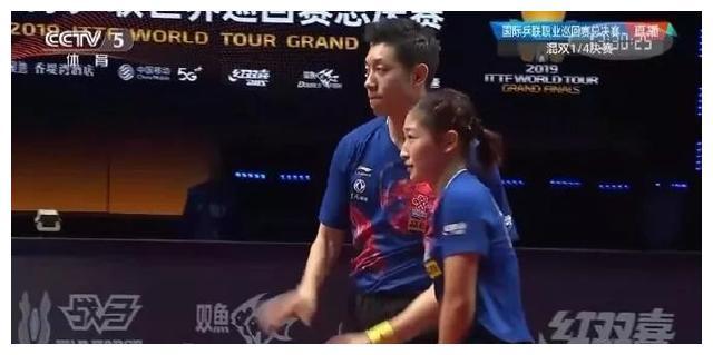 许昕/刘诗雯横扫韩国组合,率先拿到奥运资格