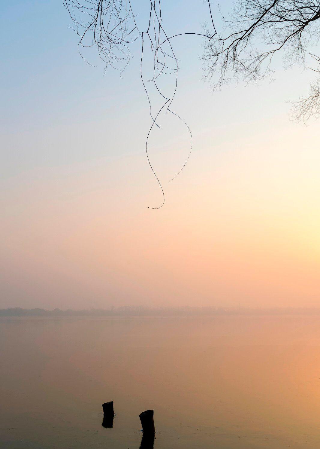 风光摄影:颐和园之晨