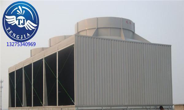 冷却塔在中央空调设备中的作用
