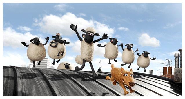 《小羊肖恩》暑期档唯一可安利动画