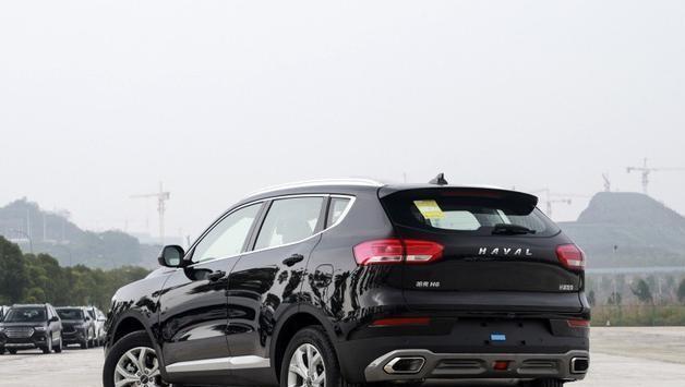 11月SUV销量:哈弗H6一骑绝尘,前十名自主品牌占六席位