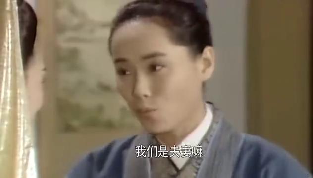 许仙正在深情表白,白素贞的一句话,直接毁了所有的气氛