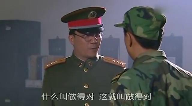 士兵突击:老班长不想离开部队,混日子时间长了,被日子给混了