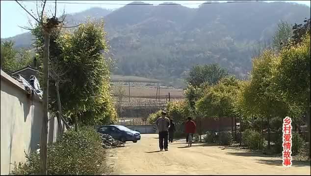 乡村爱情:刘能当上村主任开始嘚瑟,走路走大路中间,故意挡广坤