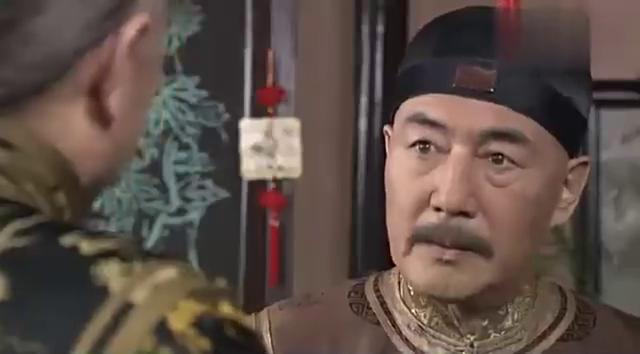 王天和告诉王爷格格无药可救,被王爷怒斥后反驳,王爷怒气摔碗