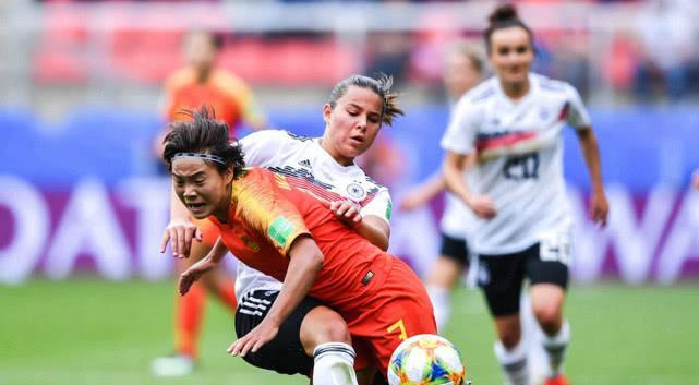 女足世界杯1实力亚洲强队出局!3场丢8球,中国女足排名不如它