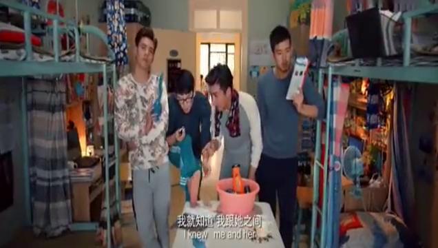 睡在我上铺的兄弟-陈晓为了追秦岚,已经到了死缠烂打的地步了!