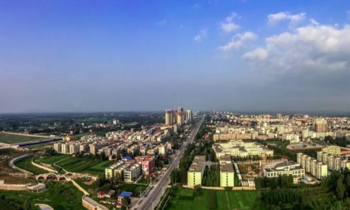 河南最囧的2个县,名字仅一笔之差,经济发展却是天壤之别