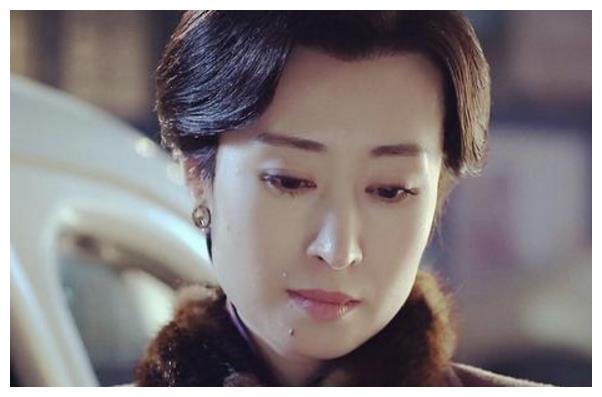 刘敏涛如今40岁完美逆袭,靠演技去征服观众