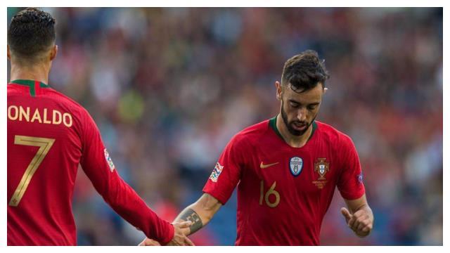 曼联放弃是正确的,葡萄牙体育向皇马推销费尔南德斯 7000万就卖