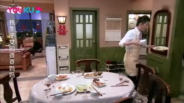 独生子女:新婚老婆打碎个碗,婆婆直说不吉利,丈夫:碎碎平安