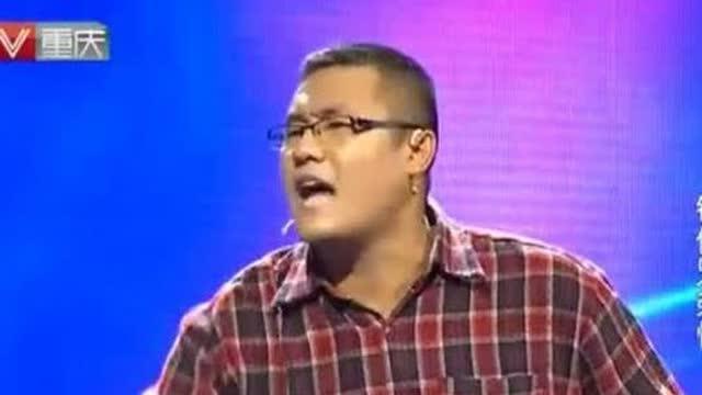 两兄弟为了一个女人闹上节目现场,气势咄咄逼人,涂磊没给好脸