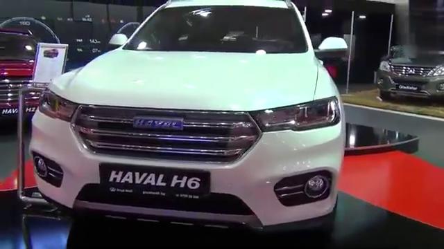 视频:H62.0T实拍,打开车门看到内饰还会考虑长安CS75吗
