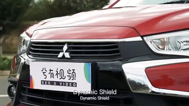 视频:广汽三菱劲炫颜值出众,进口4B11发动机,燃油经济性好