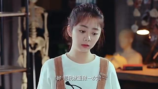 谭松韵也太顽强了,张丹峰很欣赏这种个性