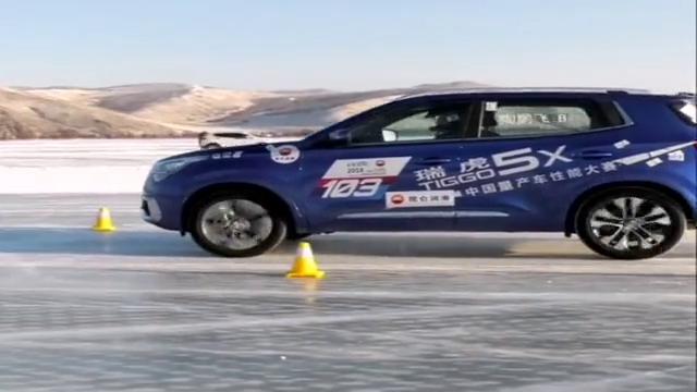 视频:0到500米加速,瑞虎5x在同级车中究竟如何?