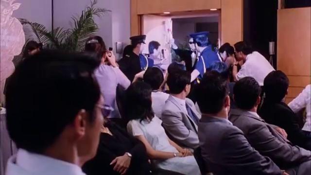 原来吴镇宇也这么搞笑,搞笑功力比陈百祥还厉害,表情绝了